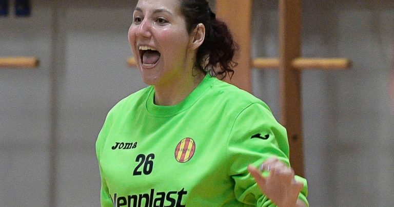 Senior: Alì-BestEspresso Mestrino presenta Francesca Luchin