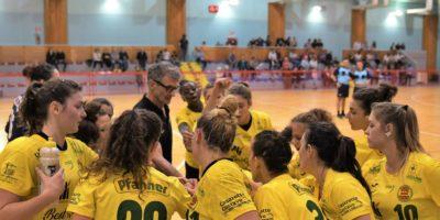 Le gialloverdi pronte alla sfida contro Oderzo