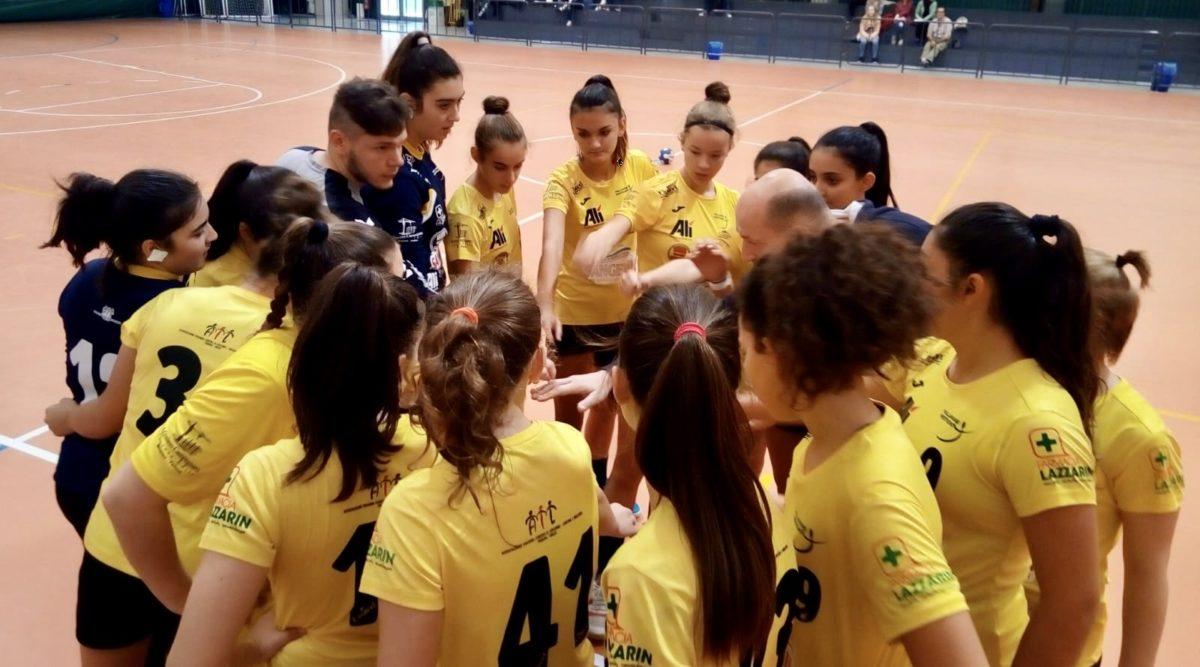 Ottimo pareggio per le U17 mestrinesi contro Cellini