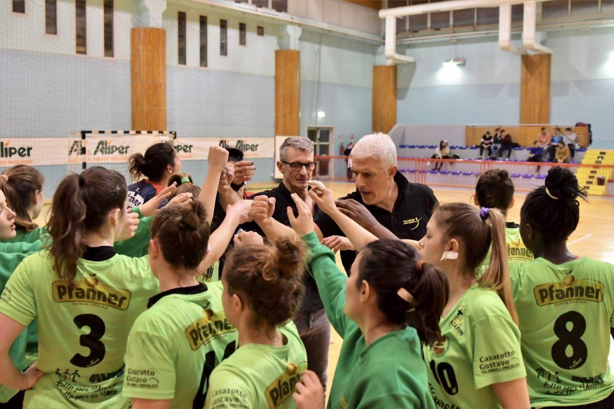 Le ragazze della Serie A1 pronte alla battaglia di Cassano