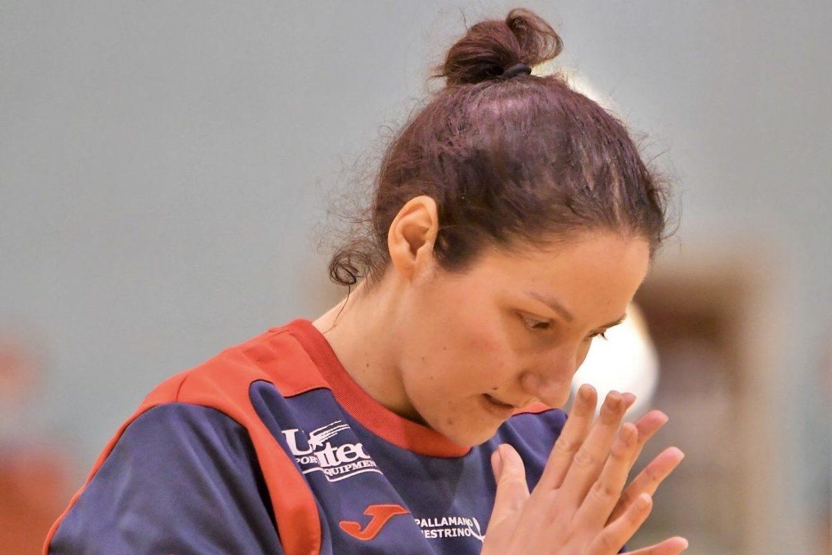 Francesca Luchin, MVP per Mestrino contro Nuoro