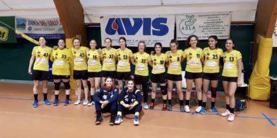 Le nostre Under 20 vittoriose su Euganea in Pink Cup