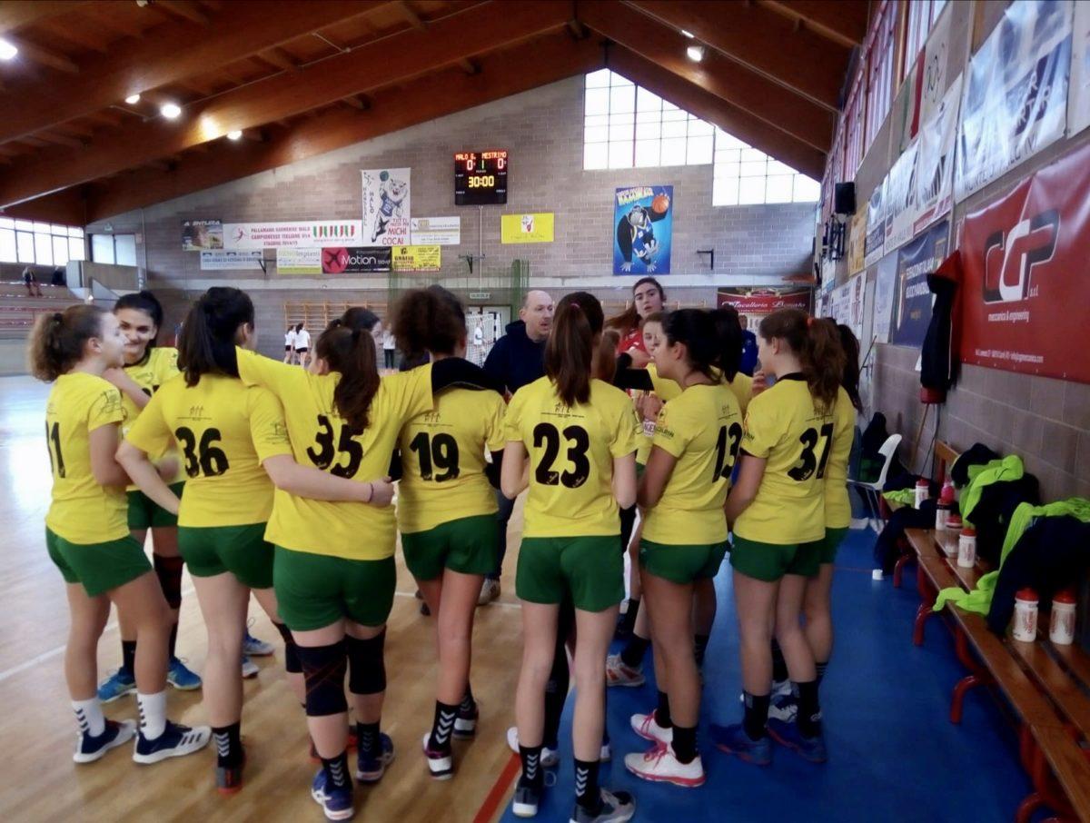 Le nostre U17, sconfitte a Malo