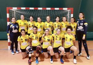 L'Alì Mestrino U20 vittorioso contro Caldogno in Pink Cup