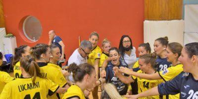 Le gialloverdi tornano vittoriose da Pontinia